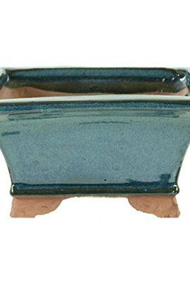 Pot--bonsa-12x12x55cm-sarcelle-carre-en-grs-maill-0