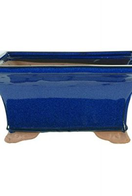 Pot--bonsa-23x23x95cm-bleu-carre-en-grs-maill-0