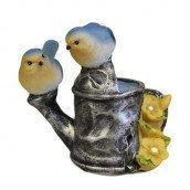 Tweet-signalement-Bleu-oiseaux-sur-arrosoir-Alarm-Dcoration-de-jardin-dextrieur-0